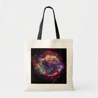 Cassiopeia-Galaxie-Supernovarest Tragetasche