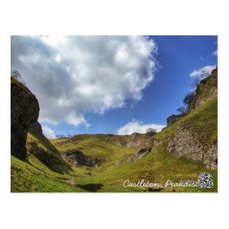 Castleton Postkarte