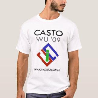 Casto und Wu 2009 T-Shirt