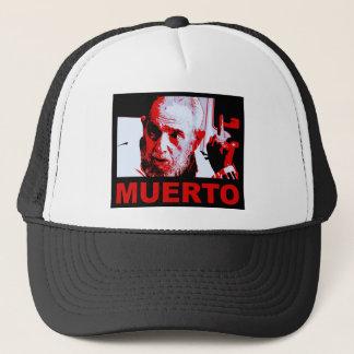 Castro muerto (rojo) truckerkappe