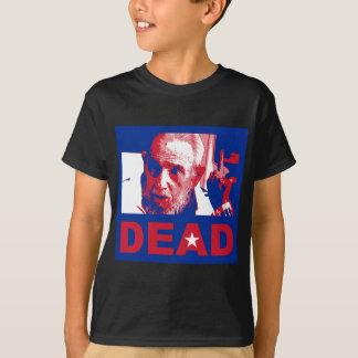Castro tot (Kubaner-Flagge Farben) T-Shirt