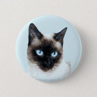 CAT 11 RUNDER BUTTON 5,7 CM
