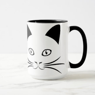 Cat Cup Coffe Tasse