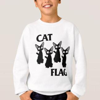 CAT-FLAGGE 2 SWEATSHIRT