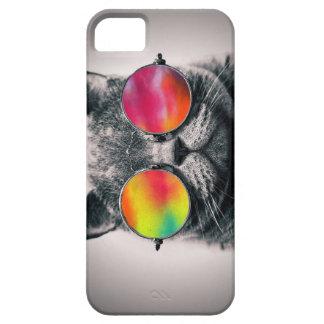 CAT IM RAUM iPhone 5 SCHUTZHÜLLE