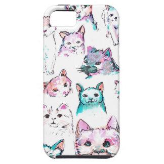 Cat iPhone 5 Hüllen