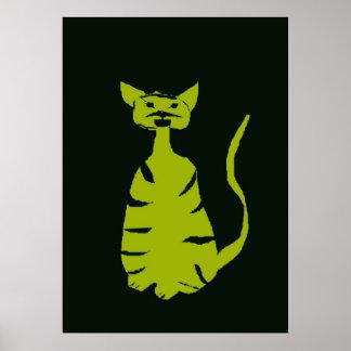 Cat Plakatdrucke