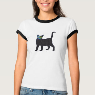 cat with dots T-Shirt