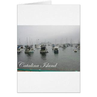 Catalina-Insel 4 Karte