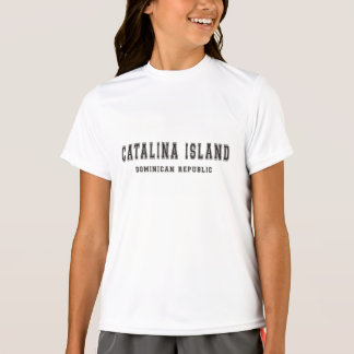 Catalina-Insel-Dominikanische Republik T-Shirt