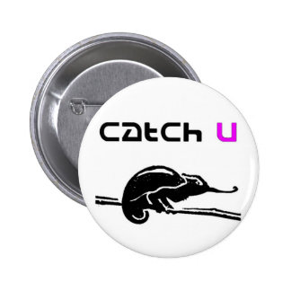 catch u runder button 5,7 cm