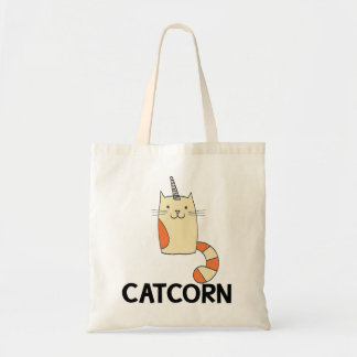 Catcorn Budget Stoffbeutel