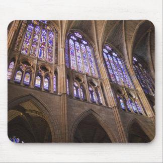 Catedral De Leon, InnenBuntglasfenster Mousepad