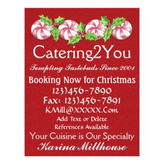 Catering-Geschäfts-Flyer - SRF
