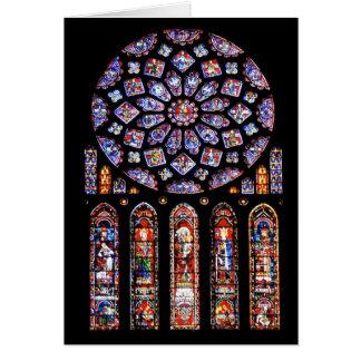 Cathdrale Notre-Dame De Chartres Karte