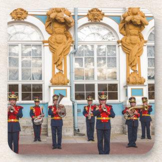 Catherine große Palast Tsarskoye Selo Blaskapelle Untersetzer