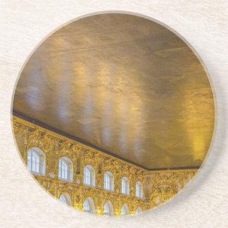 Catherine großer Palast Tsarskoye Selo Ball-Raum Getränkeuntersetzer
