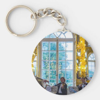 Catherine großer Palast Tsarskoye Selo Ball-Raum Schlüsselanhänger