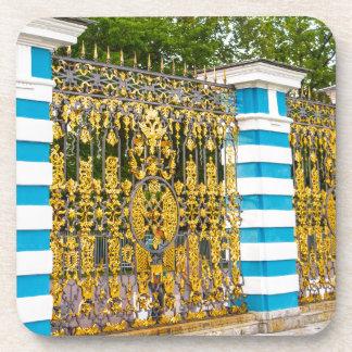 Catherine großer Palast Tsarskoye Selo Getränkeuntersetzer