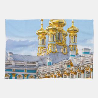 Catherine großer Palast Tsarskoye Selo Handtuch