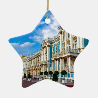 Catherine großer Palast Tsarskoye Selo Keramik Ornament