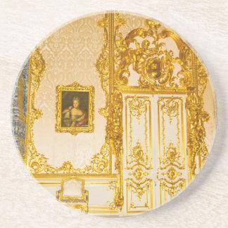 Catherine großer Palast Tsarskoye Selo Sandstein Untersetzer