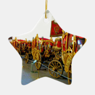 Catherine Palast-Russland-Wagen-Haus Keramik Ornament