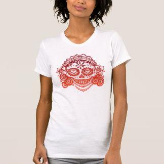 Catrina - Zuckerschädel-Shirt T-Shirt
