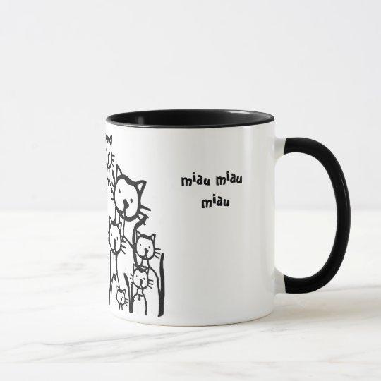 CatsFamily Tasse
