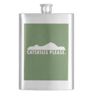 Catskills bitte flachmann