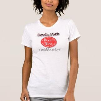Catskills der Weg des Teufels der Frau GebirgsT - T-Shirt