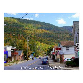 Catskills Postkarte