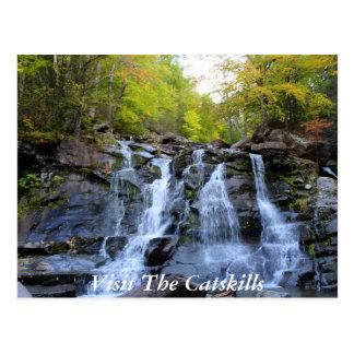 Catskills Postkarte 1
