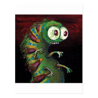 cattapillar tall.jpg postkarte