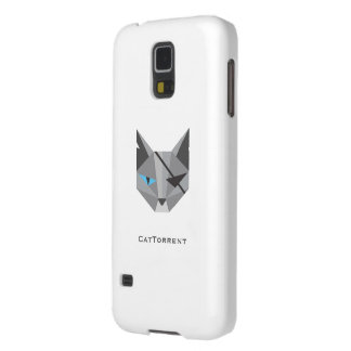 CatTorrent Galaxy S5 Cover