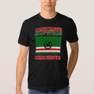 Caucasus DE Stars Chechnya Shirt