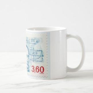 Cauchypostage Kaffeetasse