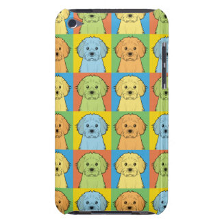 Cavachon HundeCartoon Pop-Kunst Barely There iPod Etuis