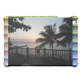 Cave Jamaika Sonnenuntergang-Doktors iPad Fall iPad Mini Hülle