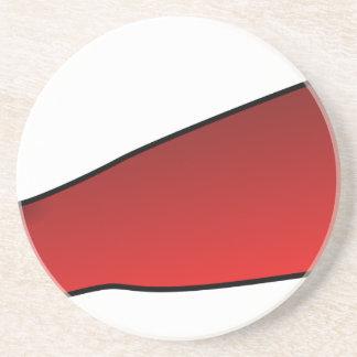 Cayenne-Pfeffer Sandstein Untersetzer