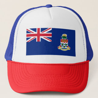 Cayman- Islandsflagge - Gewerkschafts-Jack Truckerkappe