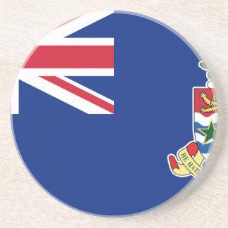 Cayman- Islandsflagge - Gewerkschafts-Jack Untersetzer