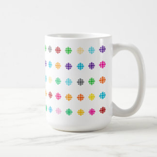 Cbc-Kunst-Edelsteine Kaffeetasse
