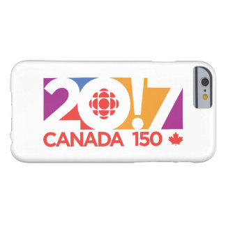 CBC/Radio-Canada Logo 2017 Barely There iPhone 6 Hülle