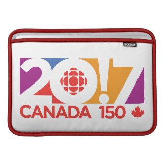 CBC/Radio-Canada Logo 2017 MacBook Air Sleeve