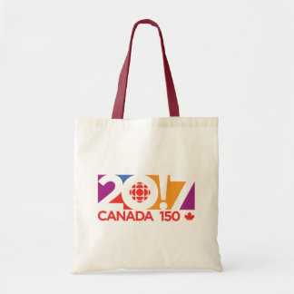 CBC/Radio-Canada Logo 2017 Tragetasche