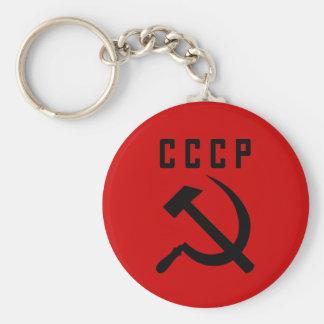 CCCP (Art E) keychain Schlüsselanhänger