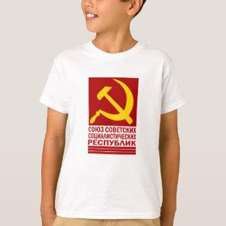 CCCP mit Hammer und Sichel T-Shirt