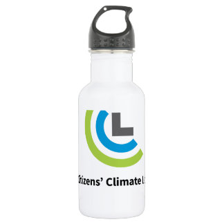 CCL Logo-Wasser-Flasche (18 Unze.), Edelstahl Trinkflasche