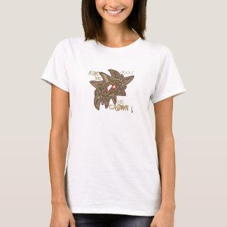 CCS, fragen mich über SEINE Krone T-Shirt